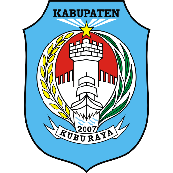 Logo Kabupaten Kubu Raya PNG