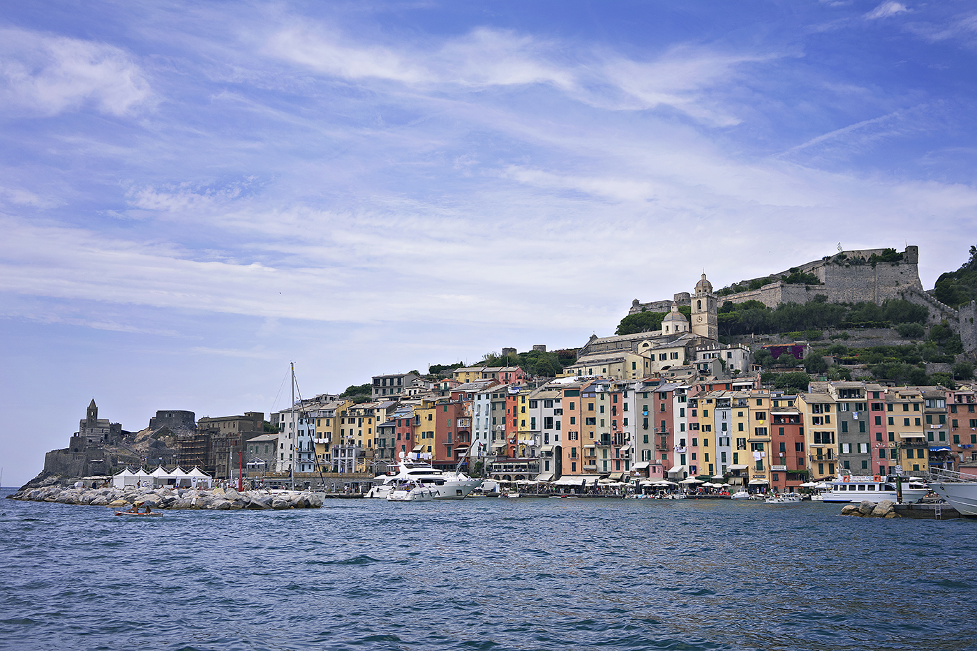 Exploring Liguria: Portovenere