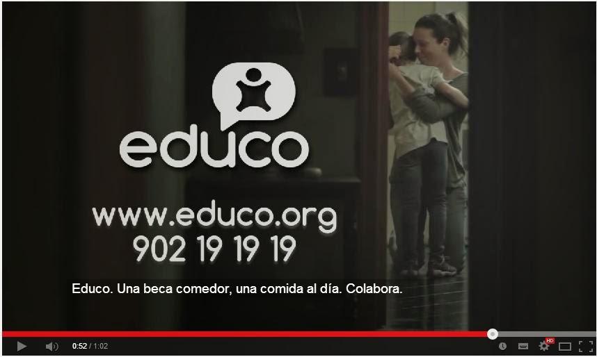 El bocadillo mágico - EDUCO ONG - educo.org - Una beca comedor - Una comida completa al día - el gastrónomo - el troblogdita - ÁlvaroGP