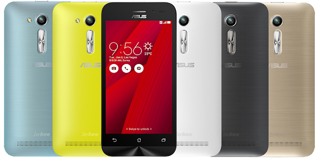Asus Launches the Zenfone Go 4.5 2nd Generation - ZB452KG Variant in India starting at a price of Rs. 5299