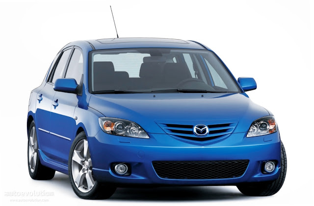 2009 Mazda 3 Hatchback Review