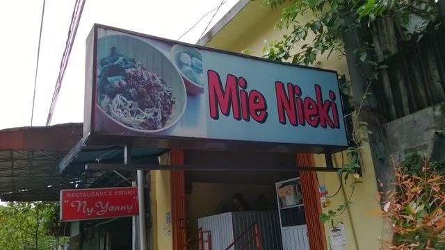Mie Nieki Di Bogor