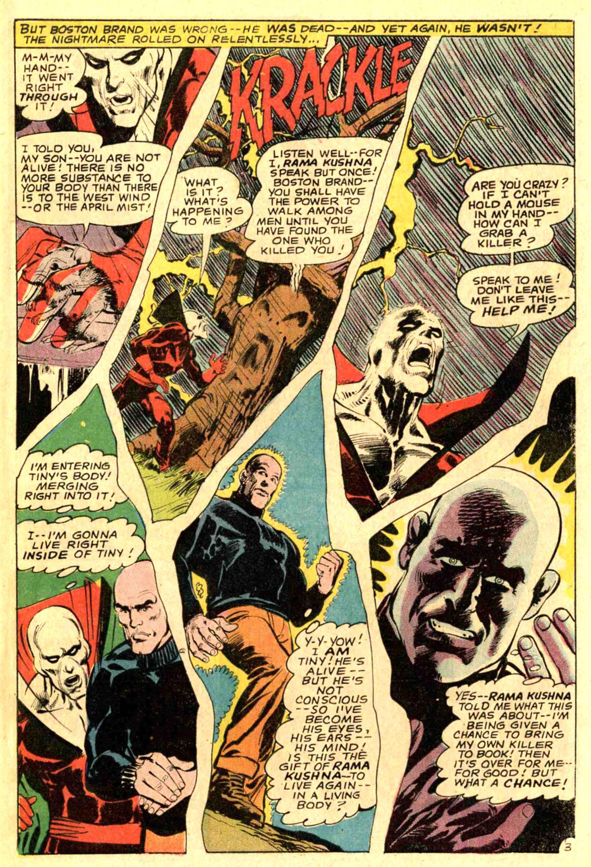 Strange Adventures (1950) issue 207 - Page 5
