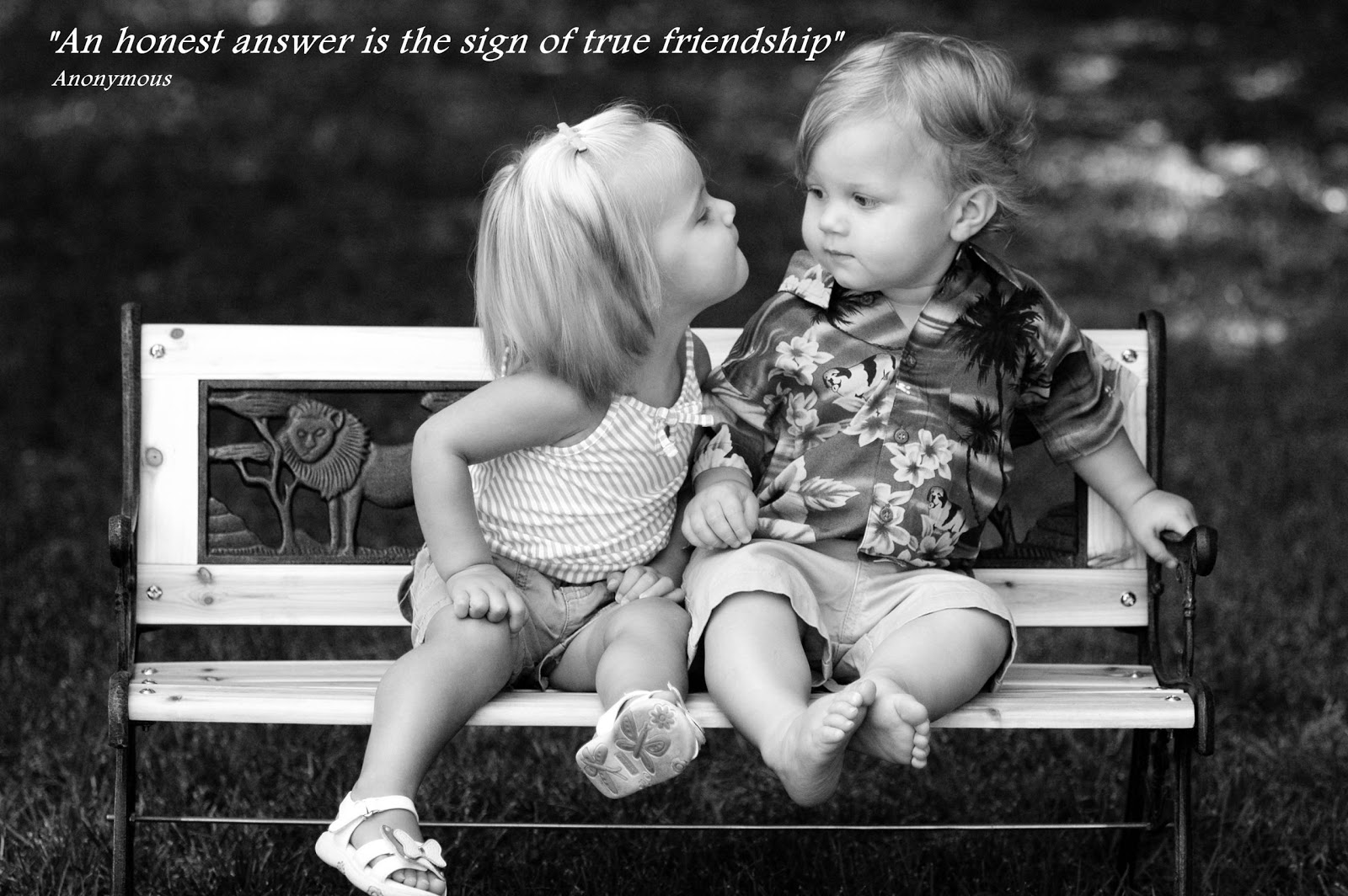 Cute Love Quotes For Kids: Cute Friendship Quote Of The Day (June 19,2011)