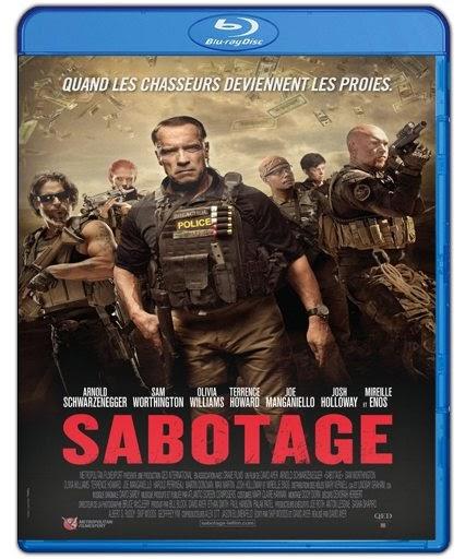 Sabotage 1080p HD Latino