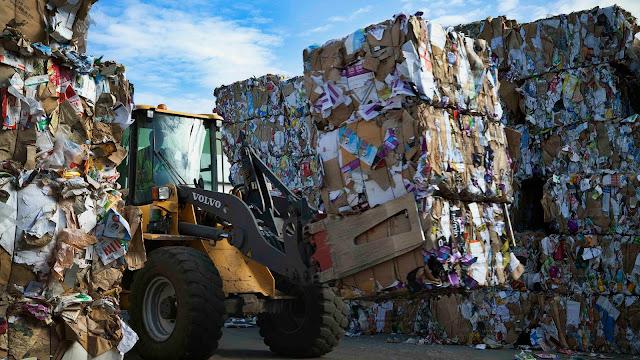 السويد تستورد النفايات من الاتحاد الأوروبي