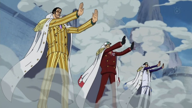 haki level of mastery in one piece