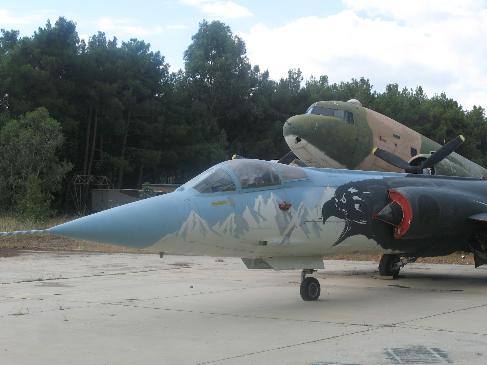 Kia Of Athens >> Restoring salvaged WW2 aircraft at the Hellenic Air Force ...