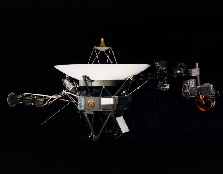 how far is voyager 1 - photo #26