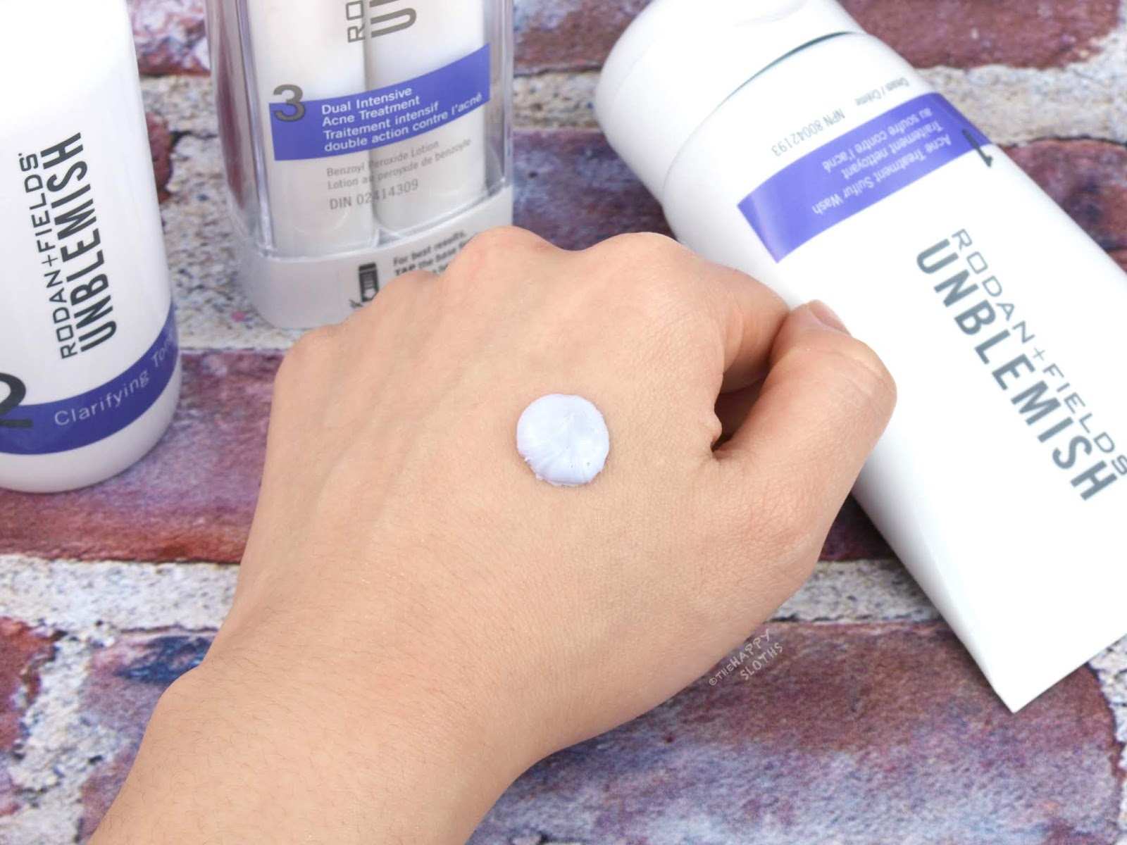 Rodan + Fields | Unblemish Acne Treatment Sulfur Wash: Review