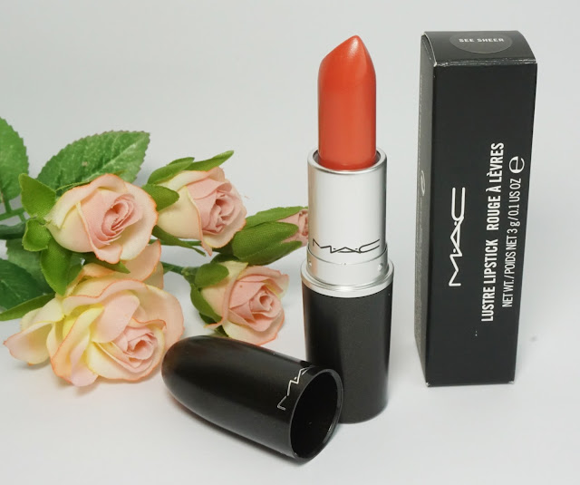 MAC - See Sheer (Lustre-Finish)