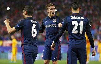 Atletico Madrid Vs Barcelona 2-0 Higlights, Goals Video, Match Summary