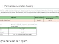 Jawatan Kosong di Lembaga Minyak Sawit Malaysia (MPOB) - Seluruh Negara