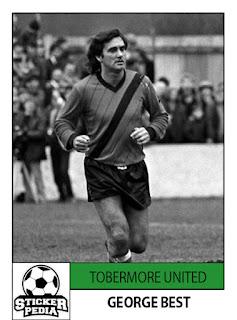 george best tobermore united