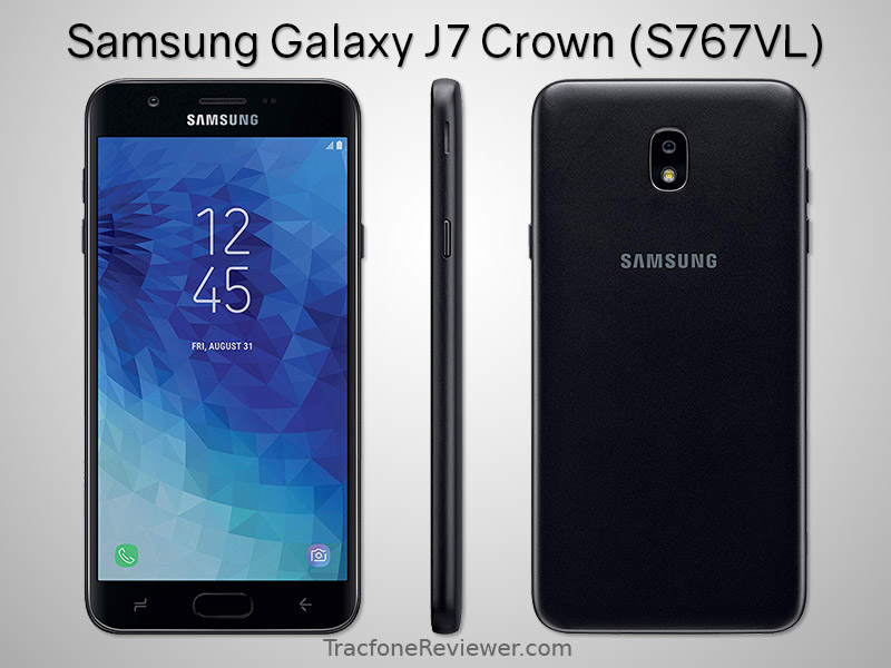 TracfoneReviewer: Samsung Galaxy J7 Crown (S767VL) Tracfone Review