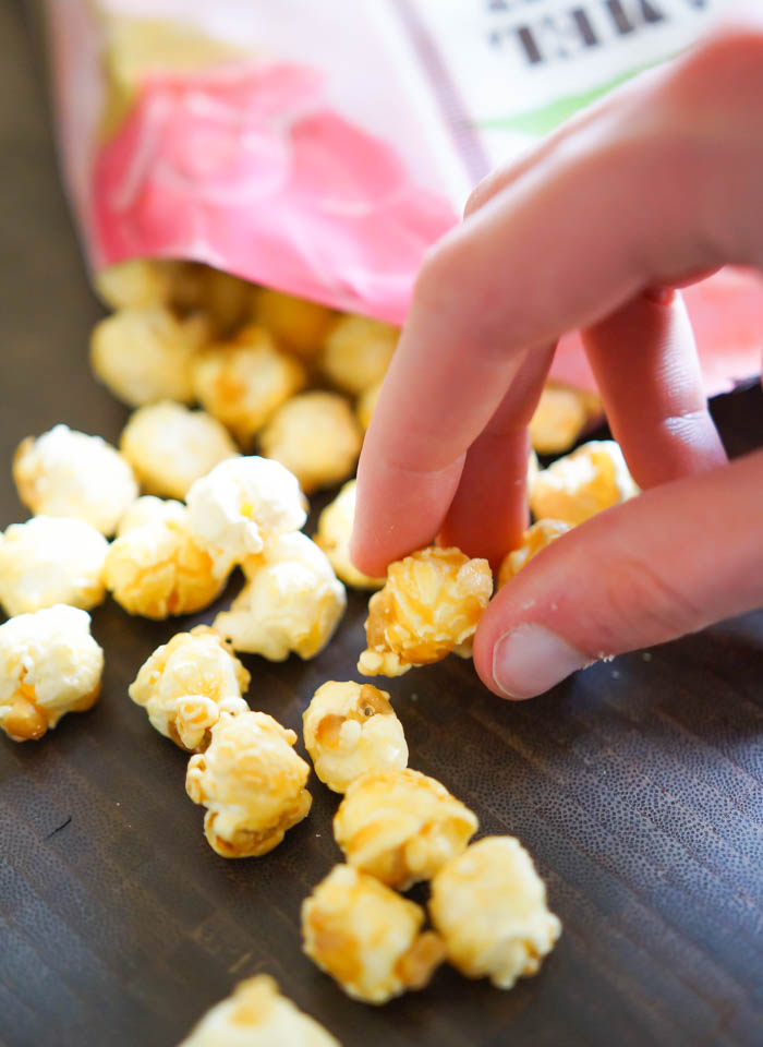 Trader Joe's review: Caramel Ginger Popcorn