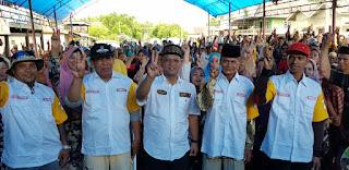 Di Lompo Loang, Kampanye BARAKKA Tumpah Ruah