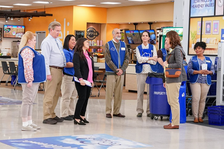 Superstore - Episode 5.19 - Carol's Back - Promo, 2 Sneak Peeks, Promotional Photos + Press Release