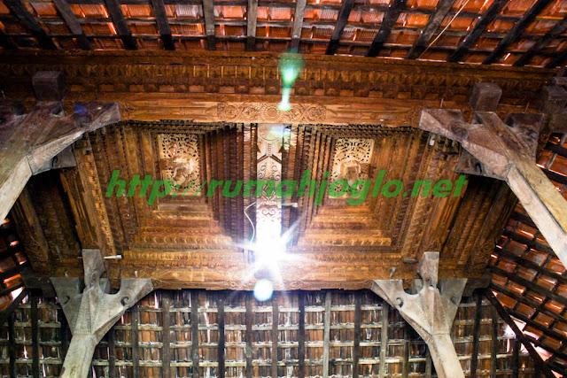 Jual Rumah Joglo Ndoro Angklung Murah