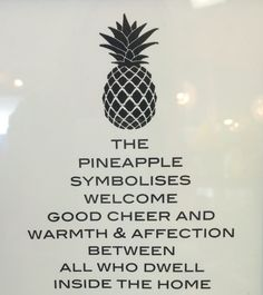 pineapple quotes and sayings