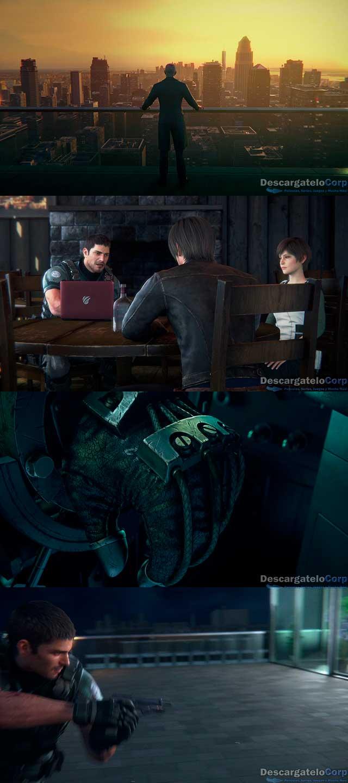Resident Evil Vendetta (2017) HD 720p Latino
