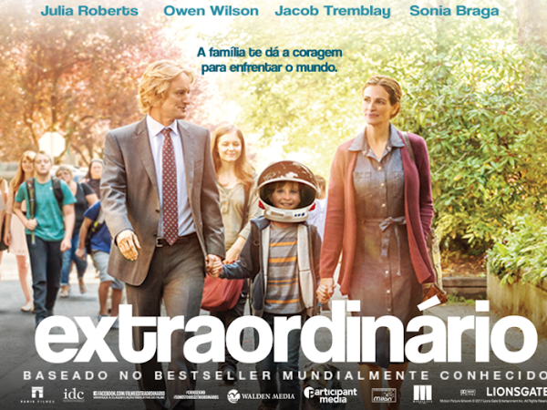 Filme - Extraordinário