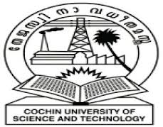 cusat(cochin university of science and technology