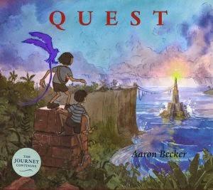 https://www.goodreads.com/book/show/20708773-quest?ac=1