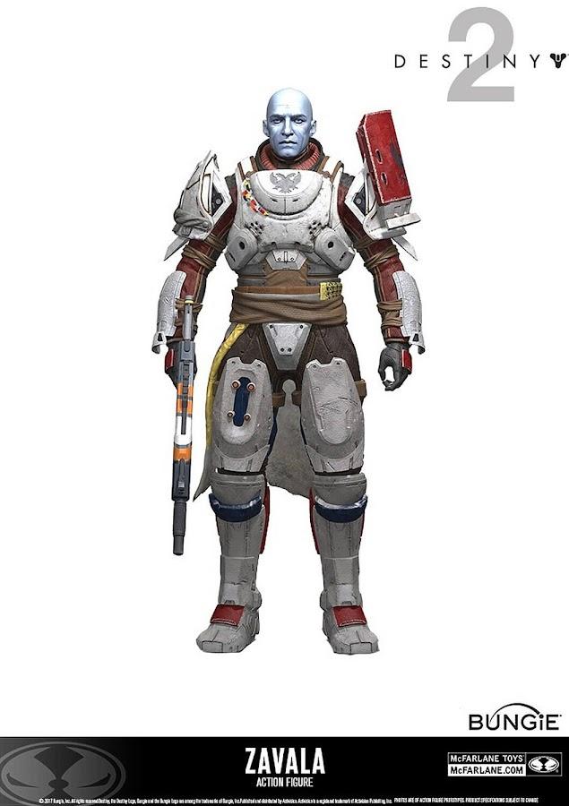 mcfarlane toys destiny 2 commander zavala
