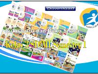 Download Buku Kurikulum 2013 Kelas 3 SD/MI Revisi Terbaru 2018