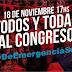 18 N: El Movimiento Obrero organizado por la Emergencia Social