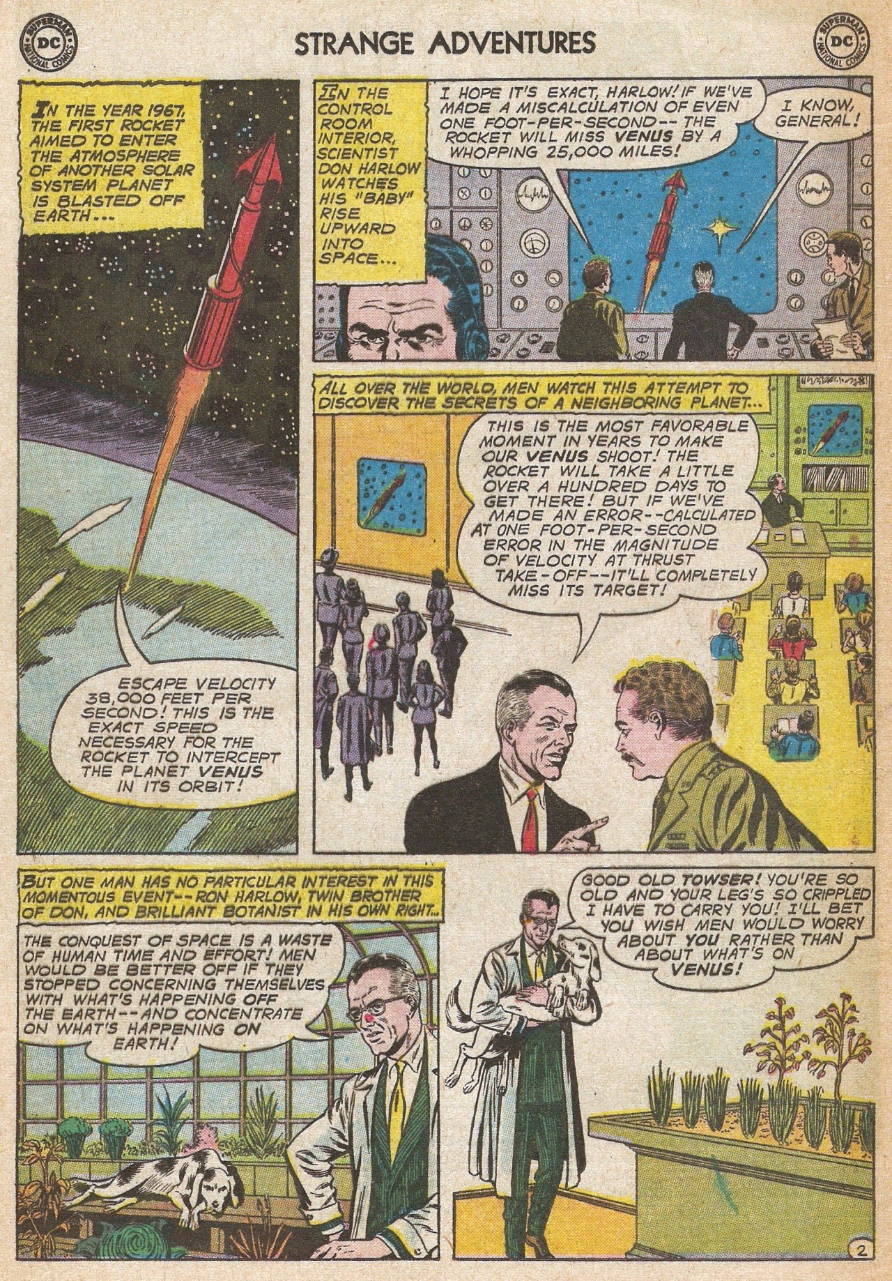 Strange Adventures (1950) issue 139 - Page 4