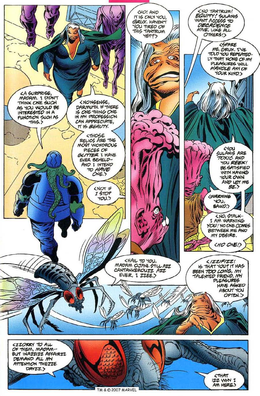 Read online Silver Surfer (1987) comic -  Issue #115 - 9