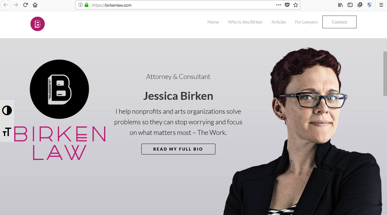 How To Build Lowyer or Attorney Firm Website