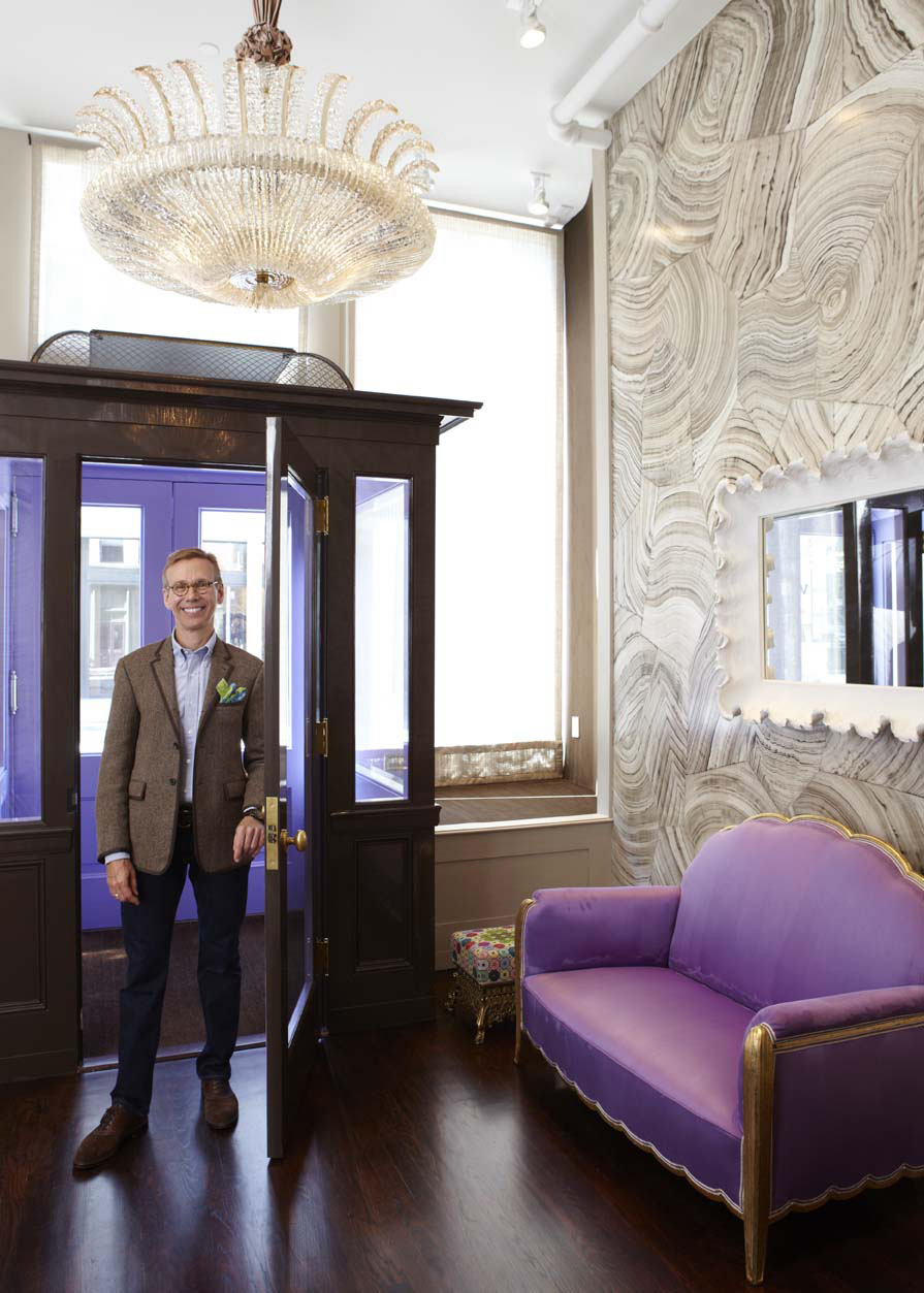 Salon Style New Yorkais the style saloniste: the chicest new jewel salon: mish new york