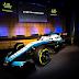 Williams apresenta o FW42 com novo patrocínio