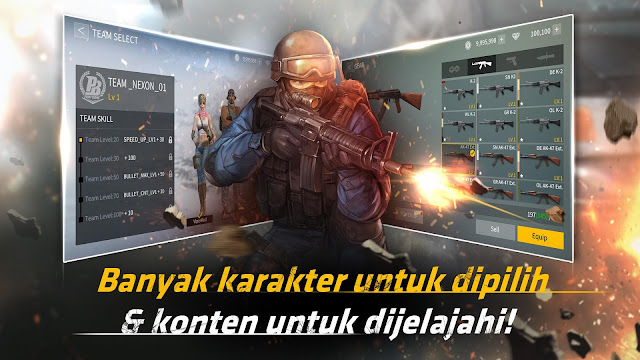 Download Point Blank Strike untuk Android