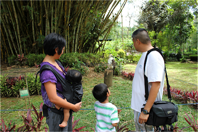 babywearing with BobaAir in Philippines