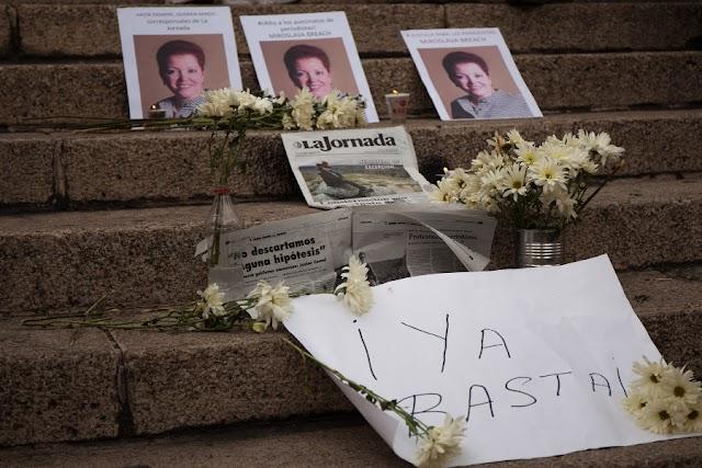 Hay dudas sobre autores del asesinato de Miroslava Breach