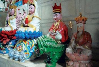 Sóc Trăng có chùa gì nổi tiếng - Chùa Đất Sét