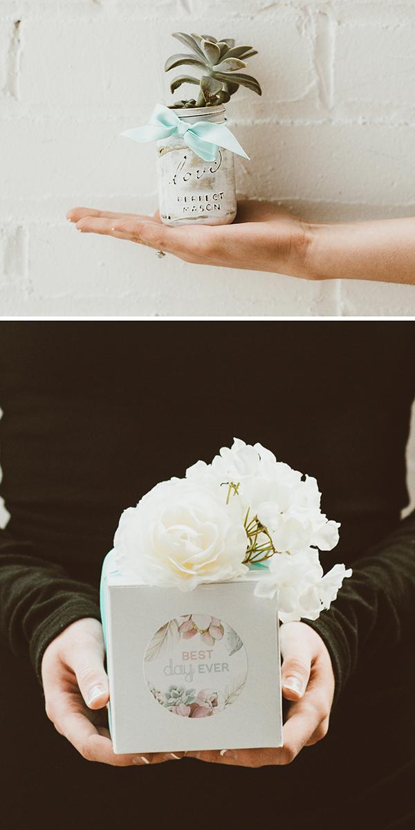 wedding inspiration: boho wedding reception details including a number of diy ideas for favours | Creative Bag