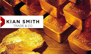 Kian Smith Gold Refinery #Nigeria founded by Nere Teriba