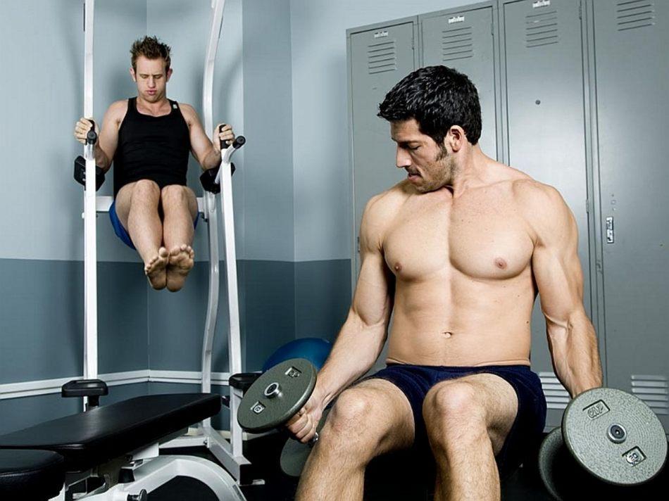 Hunk18 Hot Gym Hunk Model Leo Giamani In Underwear-3662