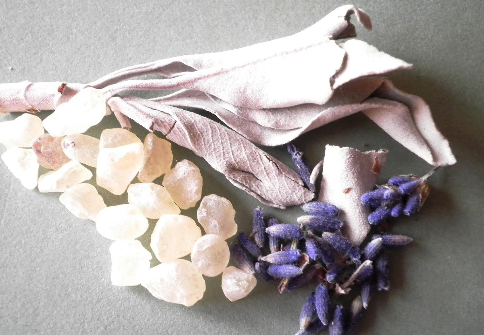 The Essential Herbal Blog: Loose Incense