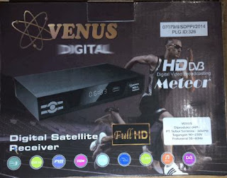 Sw Terbaru Venus Meteor HD Fix Sony Ten 1 HD