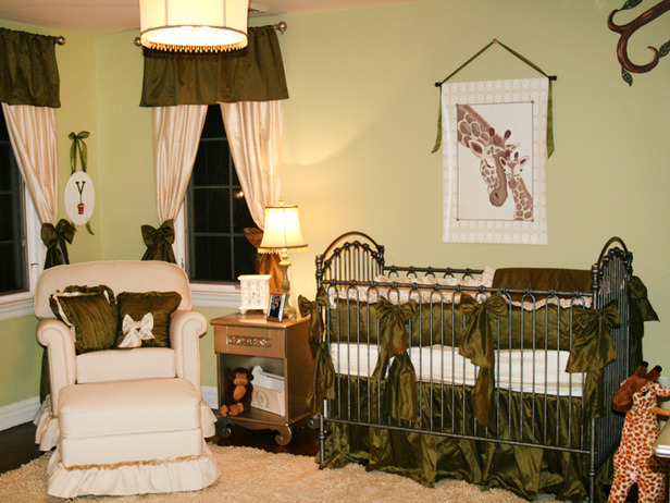 Safari baby nursery decor. pin 22 diy nursery room decor pinterest ...