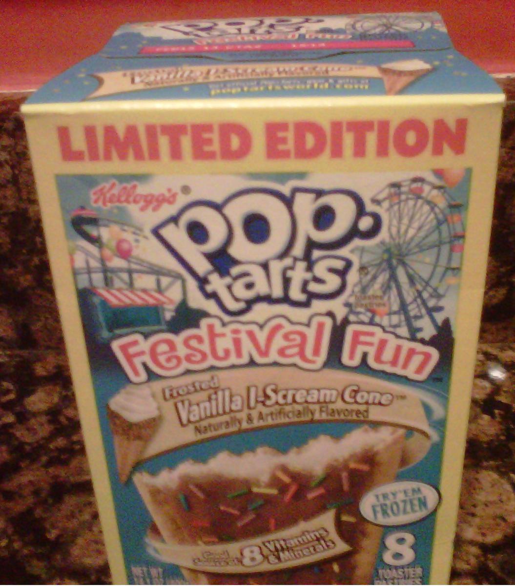 frozen pop tart filled - HD1055×1200
