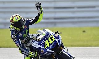 Valentino Rossi Juara MotoGP Catalunya Spanyol 2016