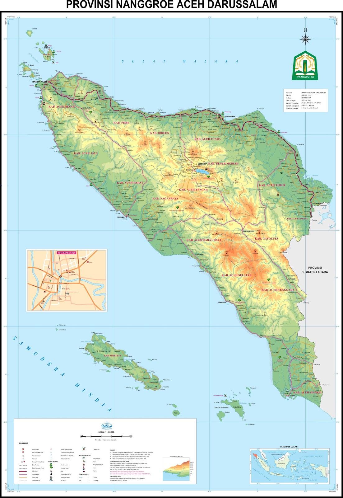Jumlah Penduduk Berdasarkan Agama di Provinsi Aceh ...