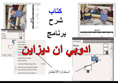 شرح برنامج ادوبي ان ديزاين pdf